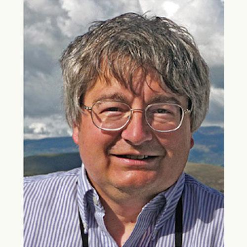Dr. Richard H. Ebright | Waksman Institute of Microbiology